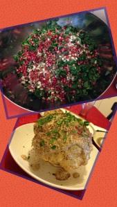 cauli and kale
